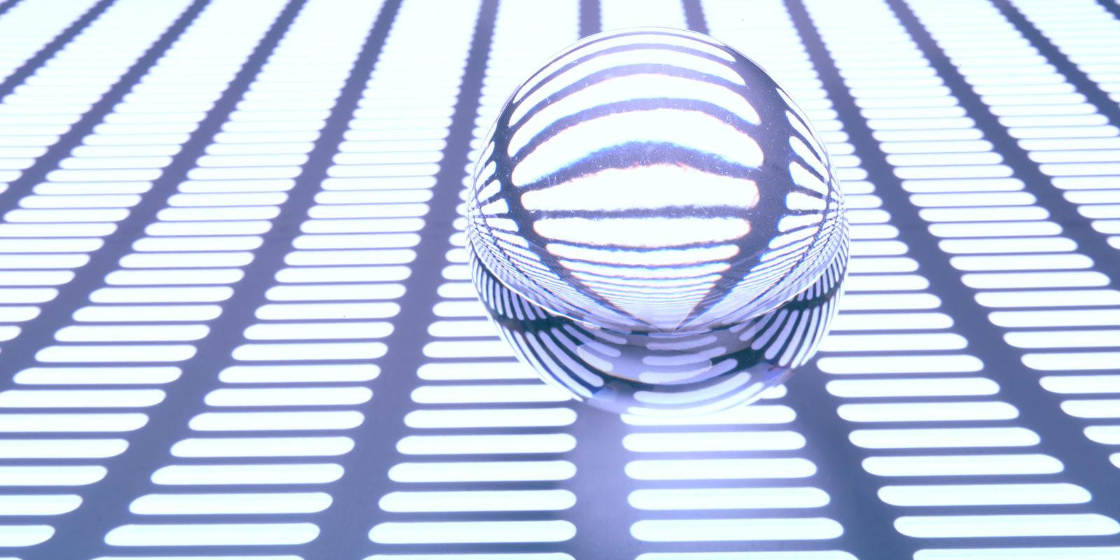 Advanced Analytics - Glaskugel