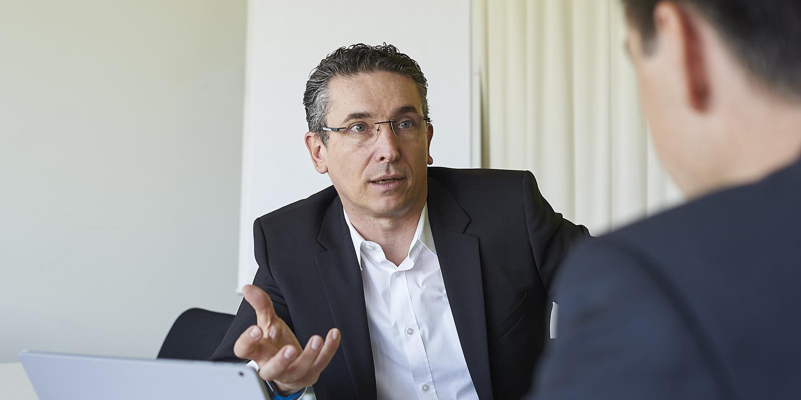 Stefano Mallè CTO Microsoft Schweiz